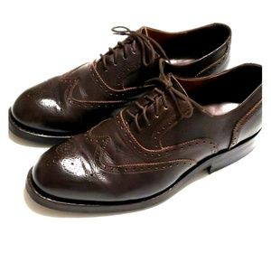 Goodyear Welted Footwear | Leather Wingtips | 9
